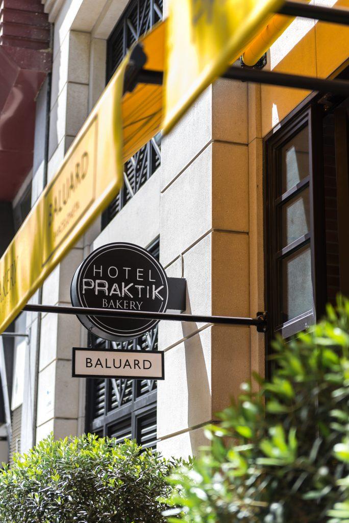 HOTEL PRAKTIK BAKERY Bäckerei Hotels