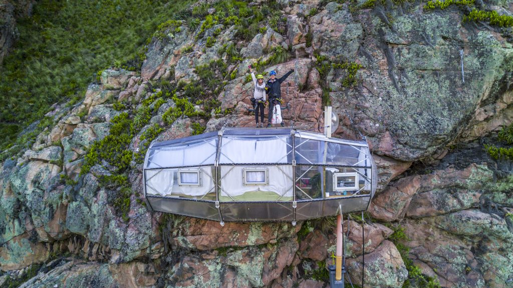Fotos: Natura Vive Skylodge Hotel Peru