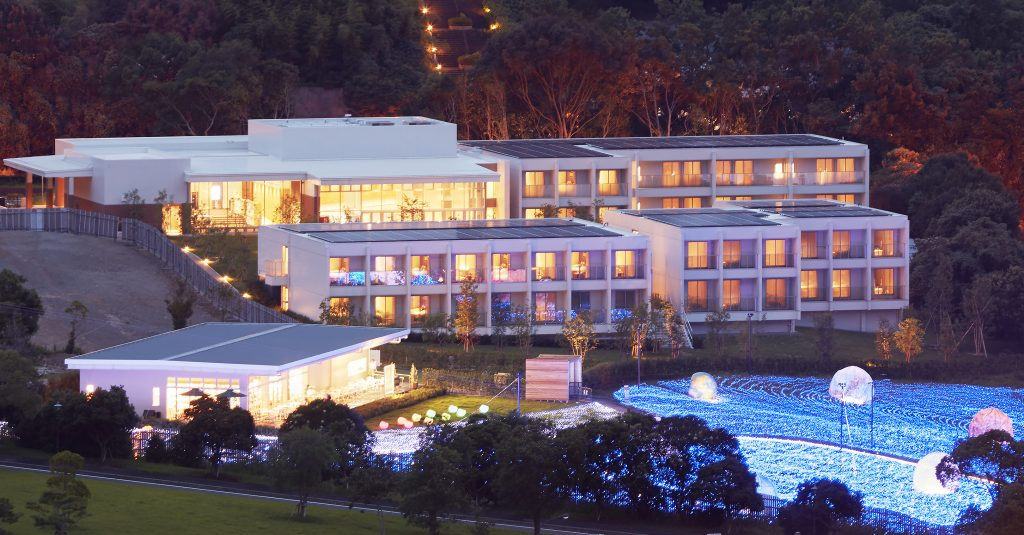 © HUISTEN BOSCH - Henn na Hotel Maihama Tokyo Bay