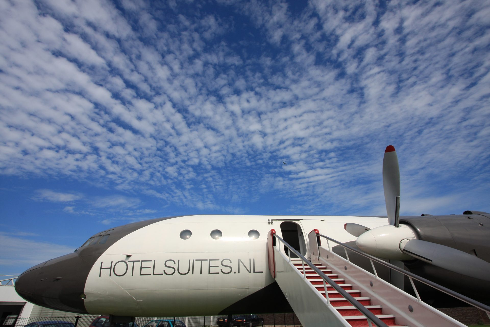 Flugzeughotel