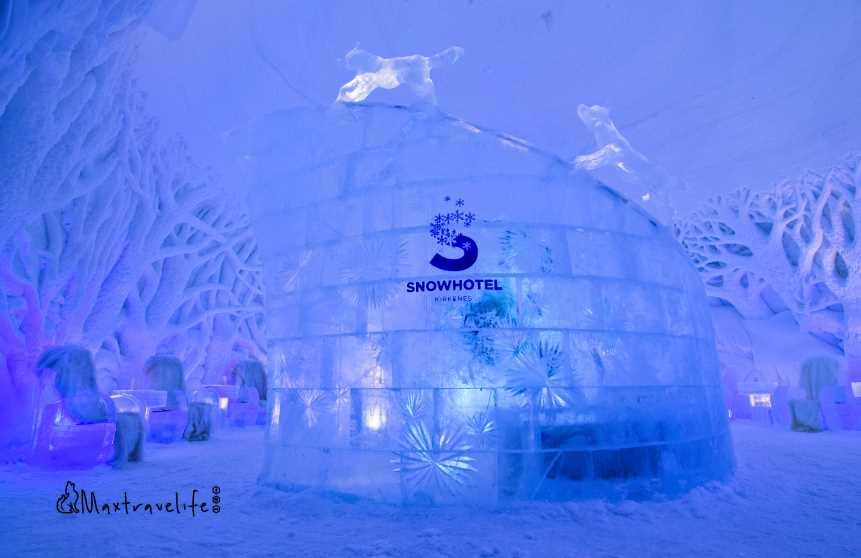 Kirkenes Snowhotel Norwegen