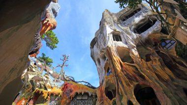 Verrückte Haus in Vietnam Crazy House