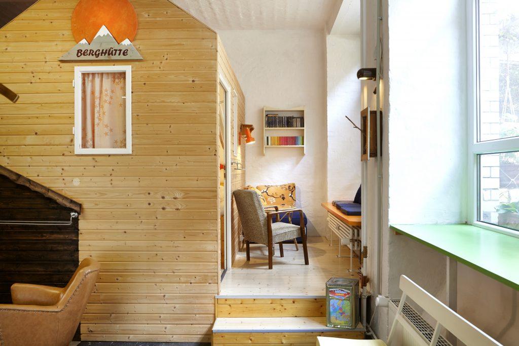 BergHütte - Wohnwagen und Hütten