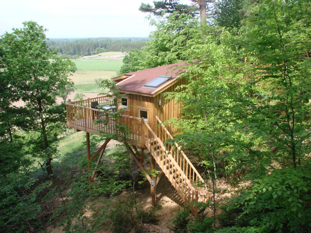 Das Baumhaushotel