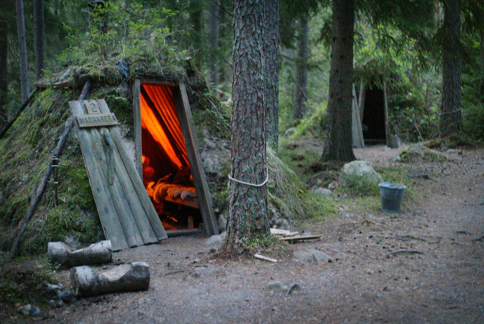 Kolarbyn Eco-Lodge Sweden