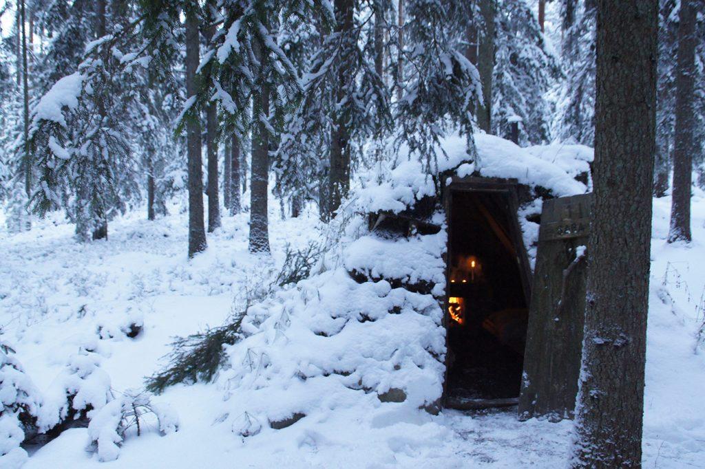 Winter Kolarbyn Eco-Lodge
