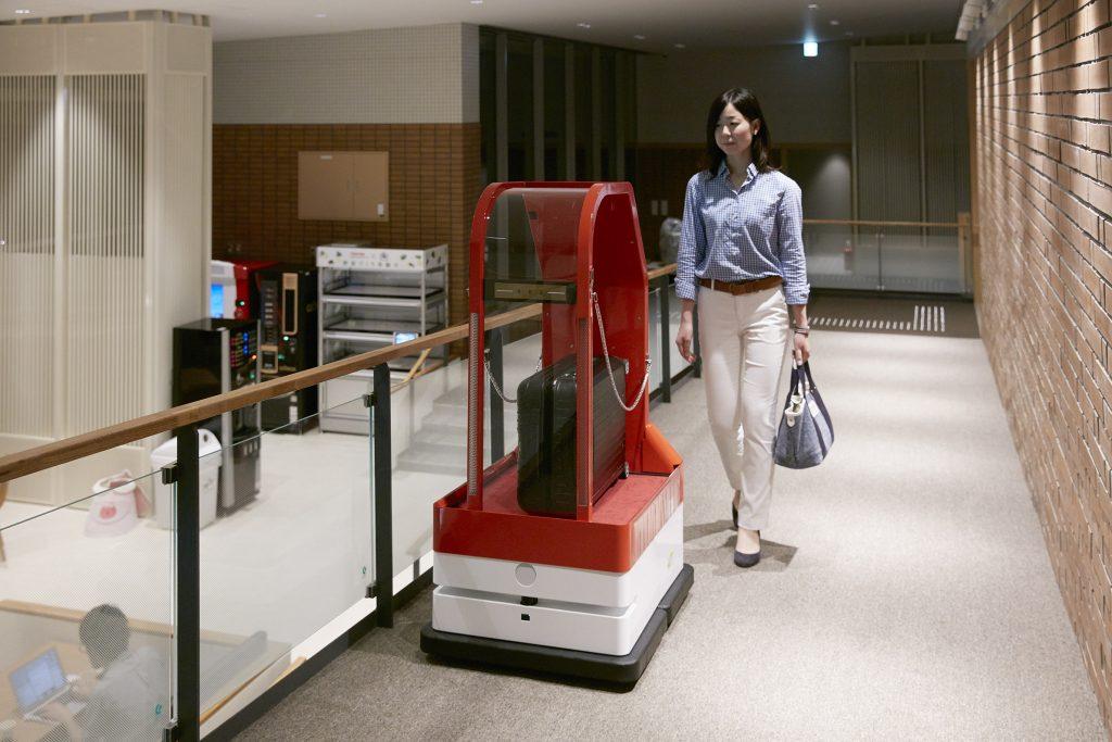 Porter-Robot - © HUISTEN BOSCH 3