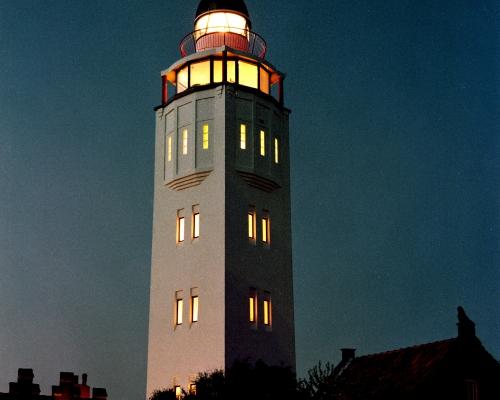 Übernachten im Leuchtturm