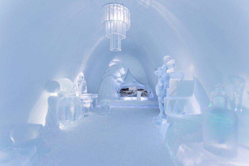 Eishotel Bilder