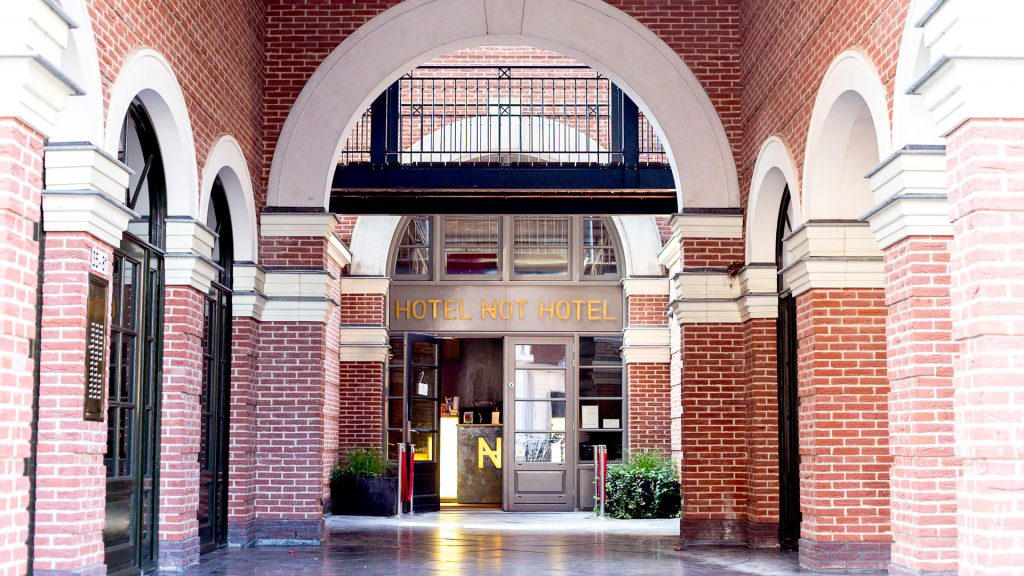 Fotos Hotel Not Hotel (Amsterdam)