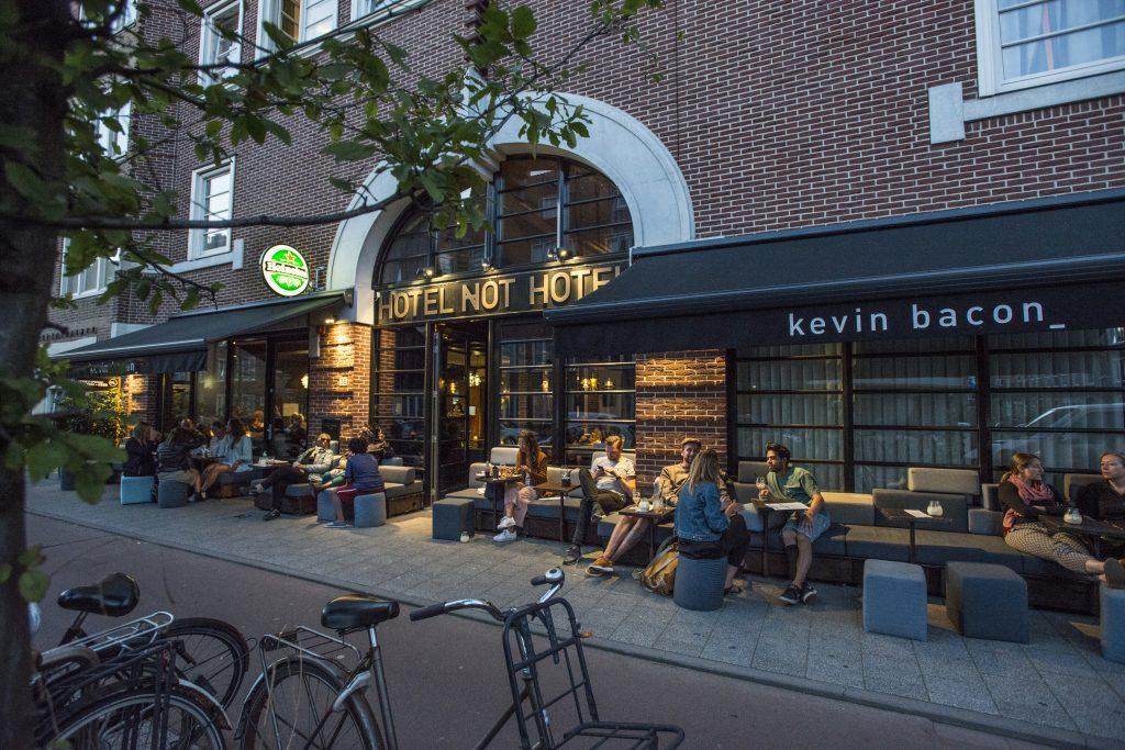 Hotel Not Hotel -Niederlande Amsterdam