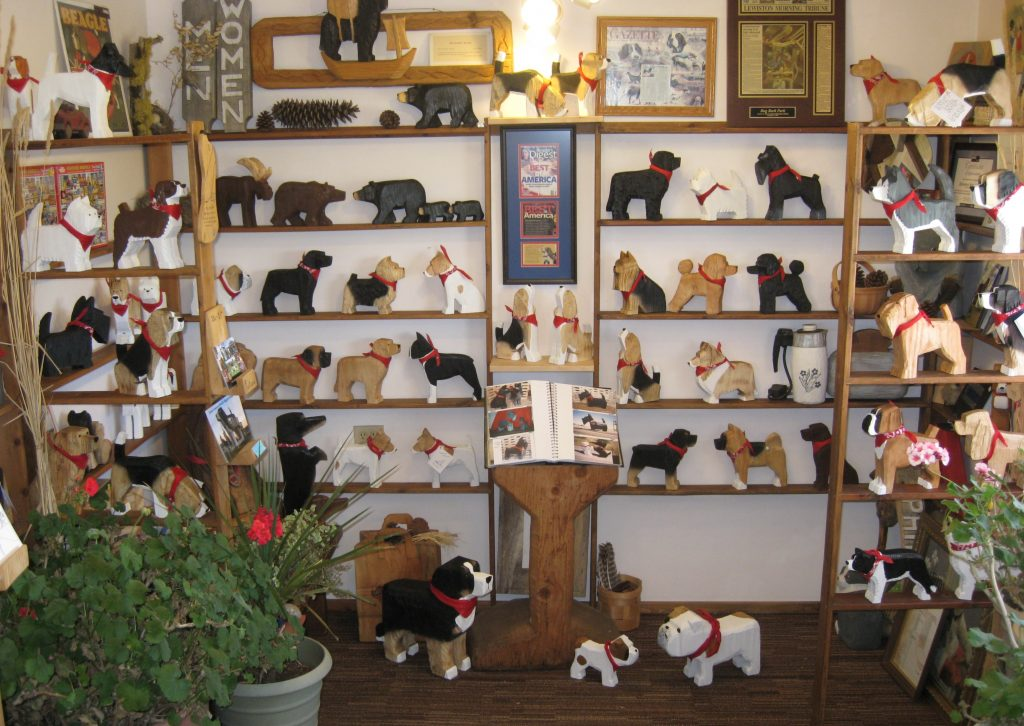 Gift Shop - dog bark park inn