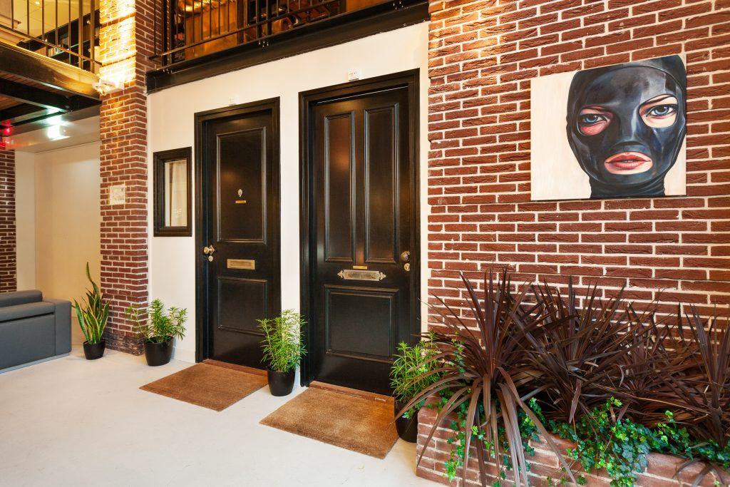 design hostel amsterdam
