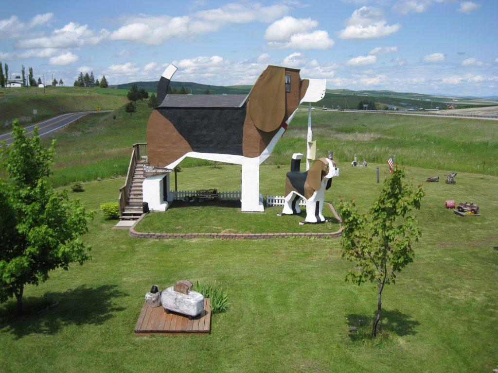 Hund Hotel - Panorama