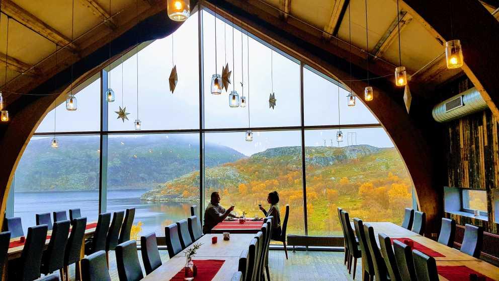 Eishotel kirkenes restaurant
