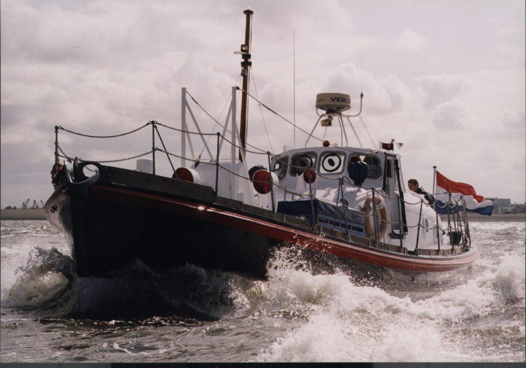 Reddingsboot Harlingen