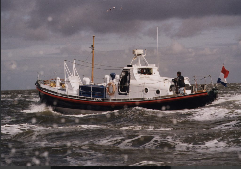 harlingen reddingsboot hotel