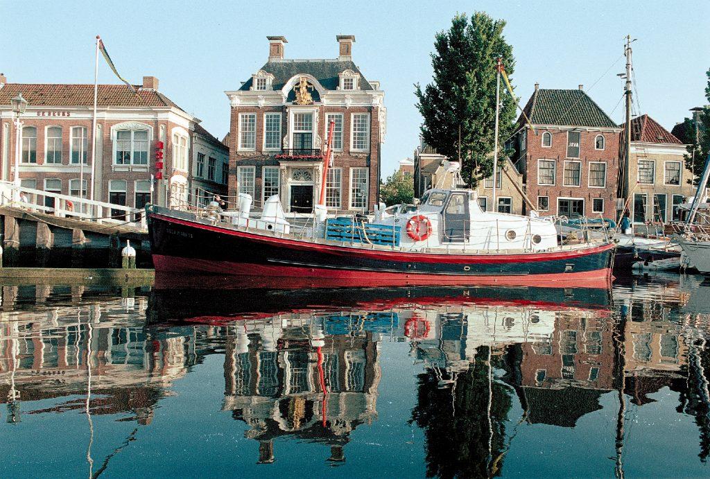 Hotel Reddingsboot Harlingen