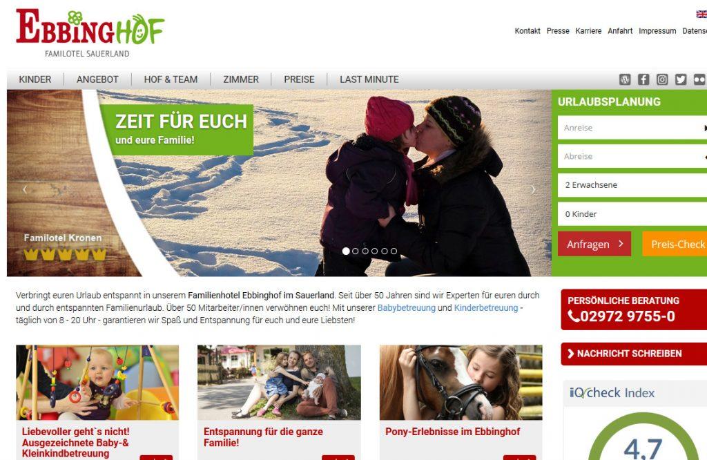 Screenshot -familotel-ebbinghof.de