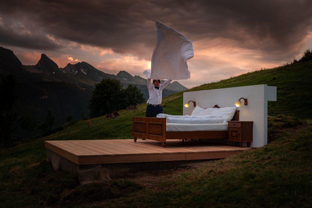 verrückte hotels schweiz