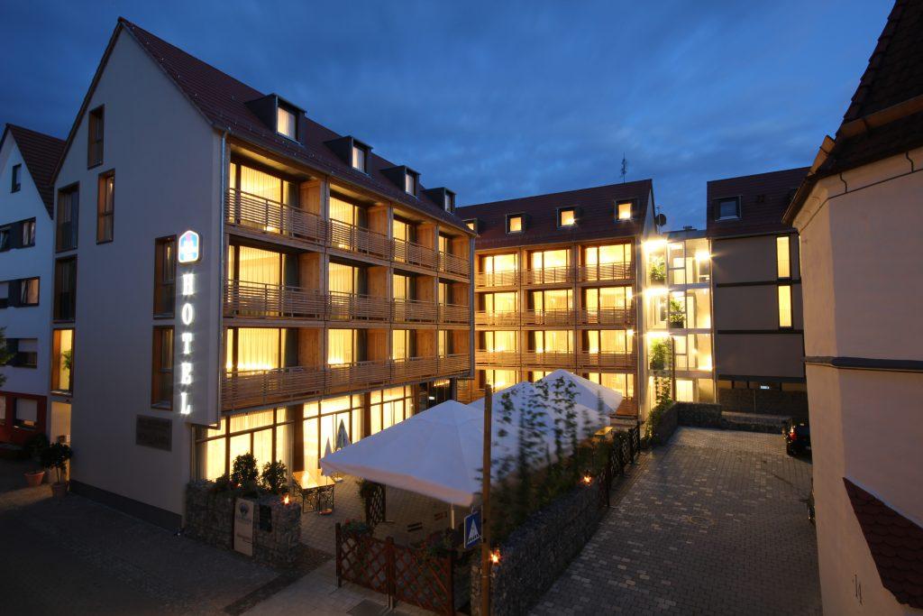 bier hotel in ehingen