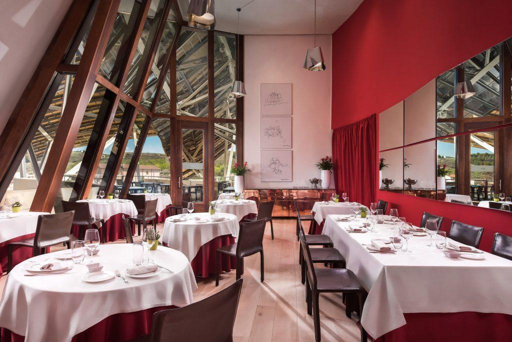 Hotel Marqués de Riscal Luxury