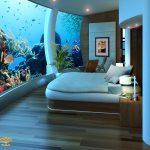 Das Unterwasser Hotel Poseidon Resort Fidschi Inseln