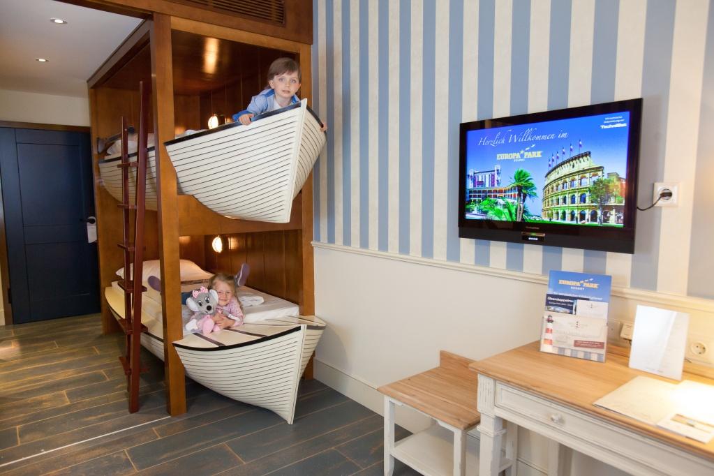 Bell Rock Hotel Kinder Zimmer