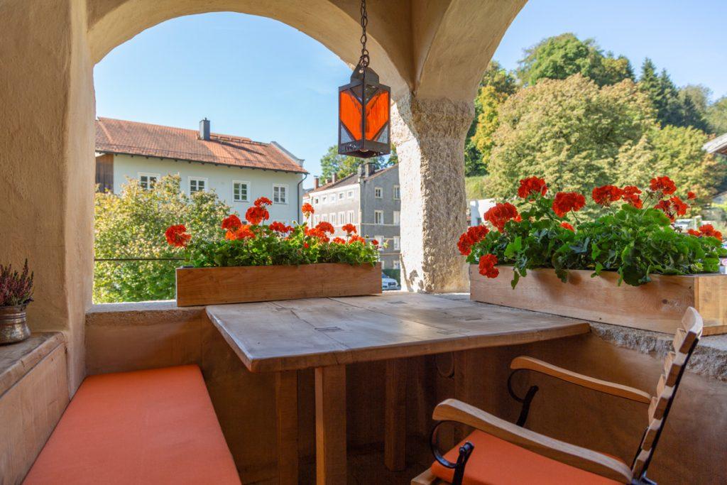 Ferienwohnungen im Turm zu Schloss
