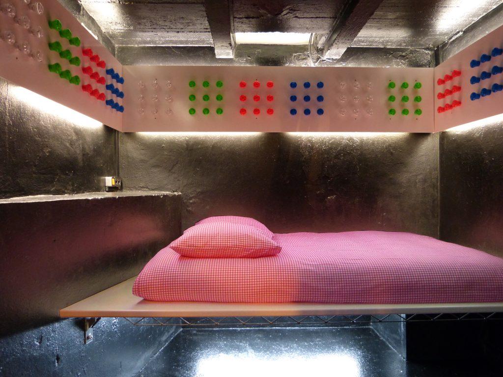 fun hotel Schlafzimmer