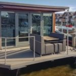 Hausboot Meerparel - Havenlodge in Uitgeest | Holland
