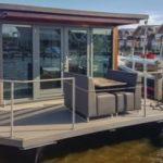 Hausboot Meerparel - Havenlodge in Uitgeest | Holland