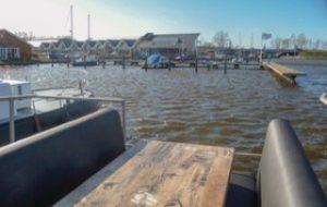 Urlaub auf dem Wasser Hotel in Holland - Uitgeest Havenlodge