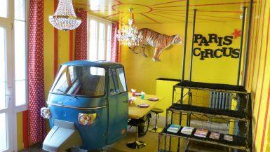 Chez Bertrand - die außergewöhnlich kuriosen Ferienwoh