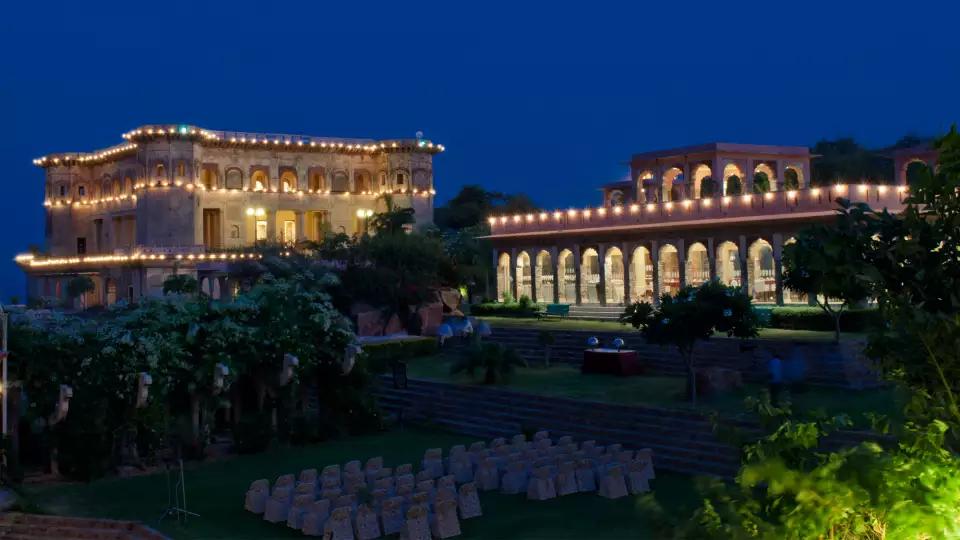 Neemrana Rajasthan
