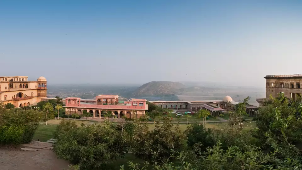 Heritage Hotels in Alwar