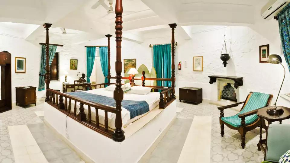 Kailash Burj Neemrana Fort-Palast Alwar Rajasthan