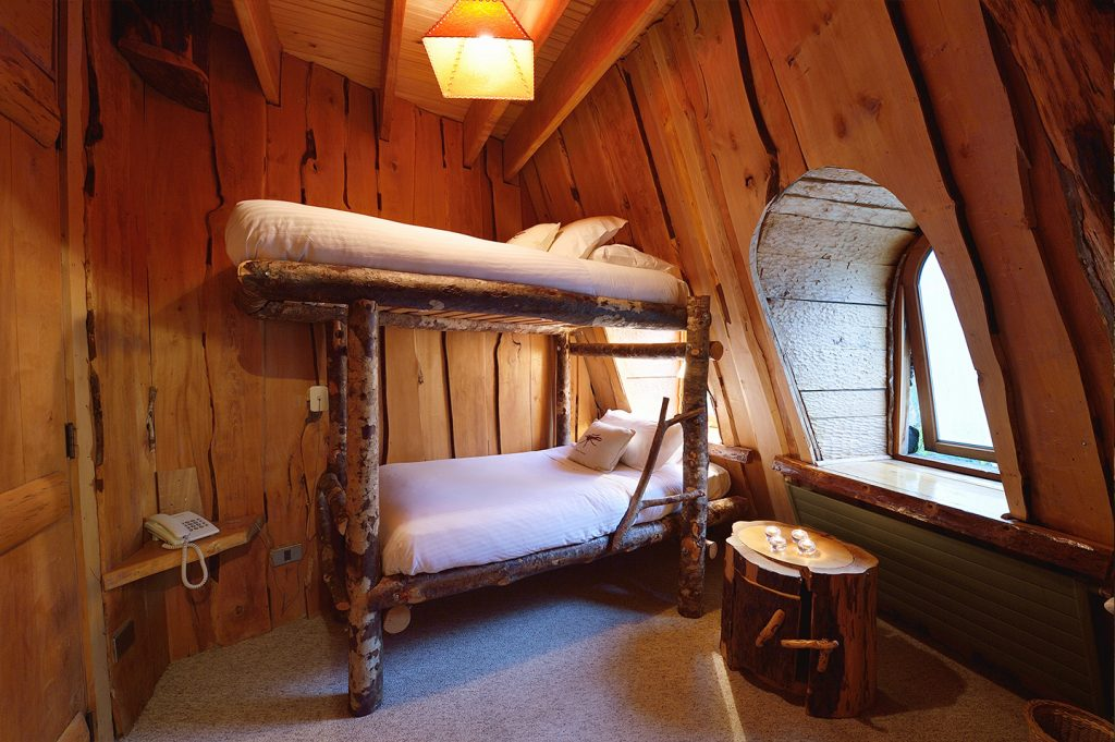 Montana Magica Lodge Hotel Schlafzimmer