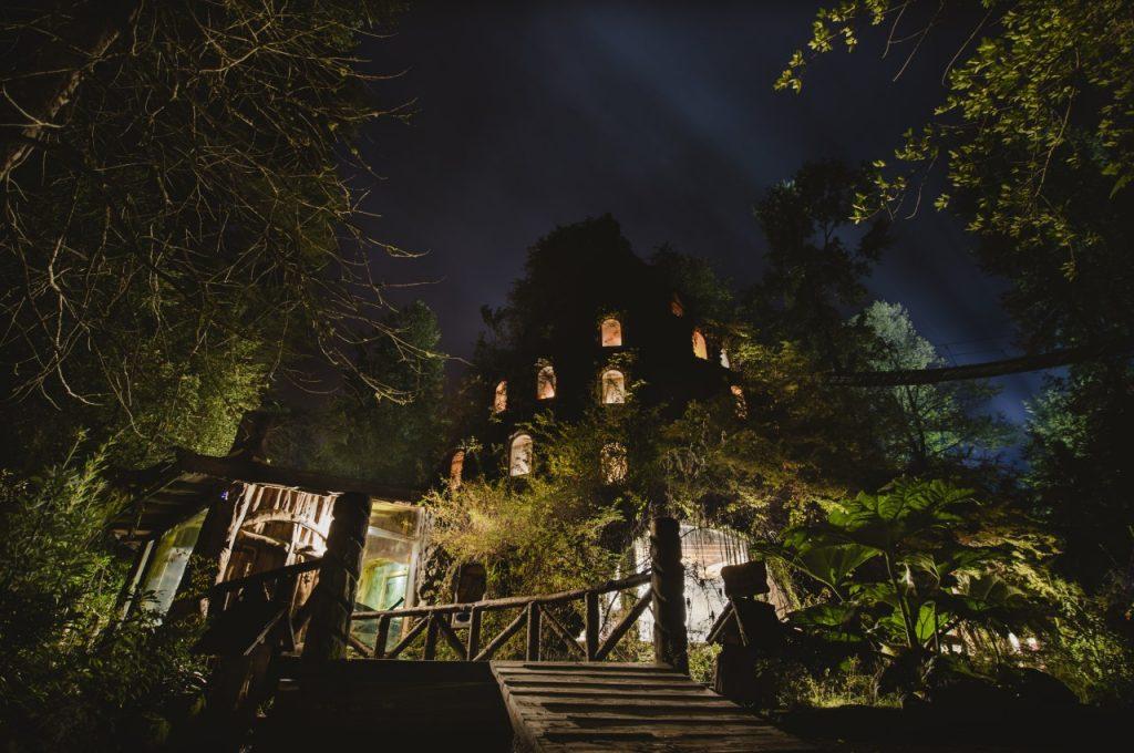 Hotel Montaña Mágica Lodge