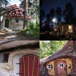 Pilzhutten & Baumstümpfe Aussergewöhnliche Hotels in Schweden