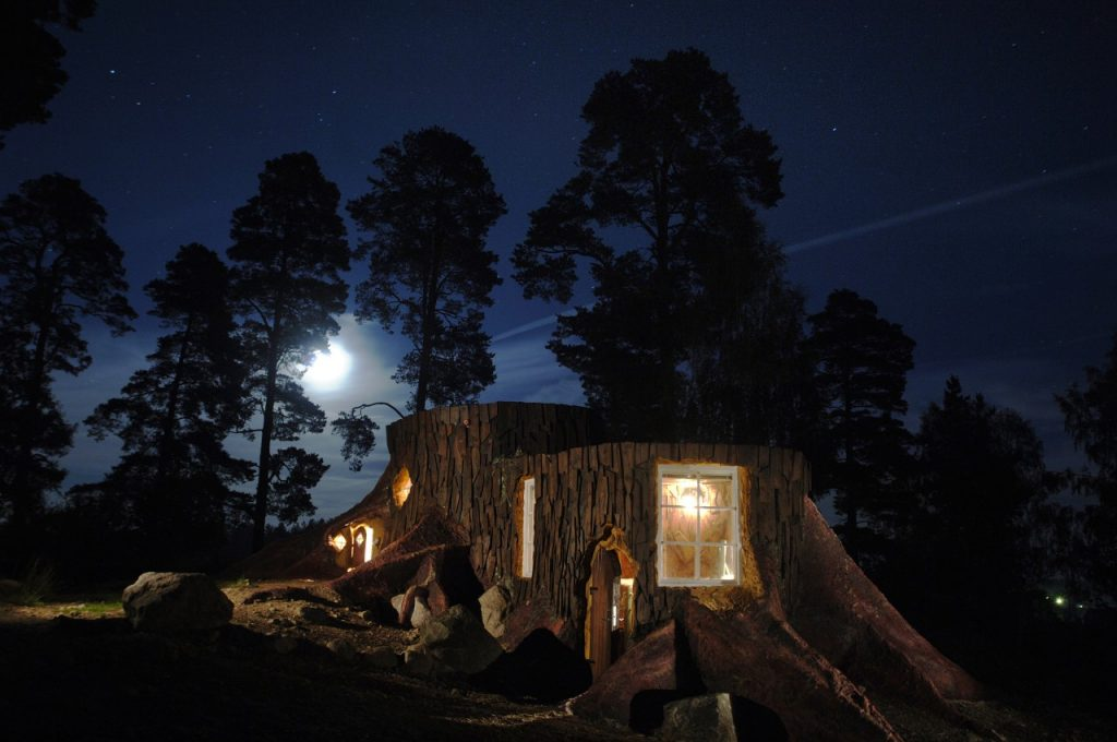 Naturhotel Schweden