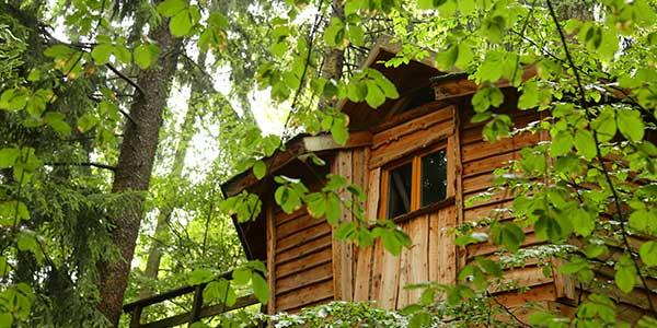 Baumhäuser & Ferienunterkünfte in Frankreich