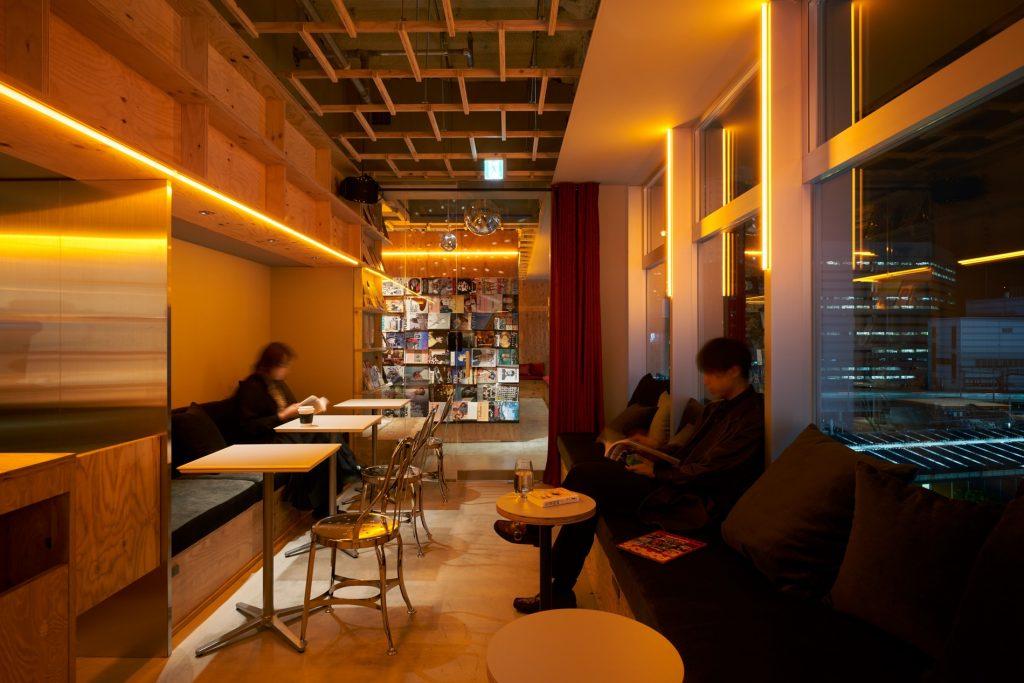 BNBT SHINJUKU CAFE