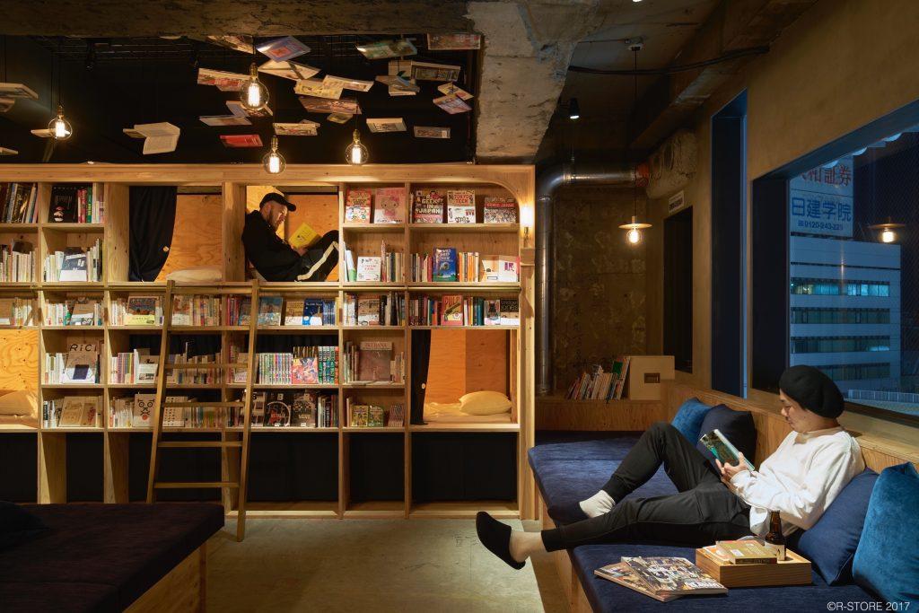 Tokio Hotel Bett und Buch