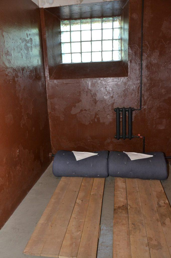 Übernachten im Gefängnis