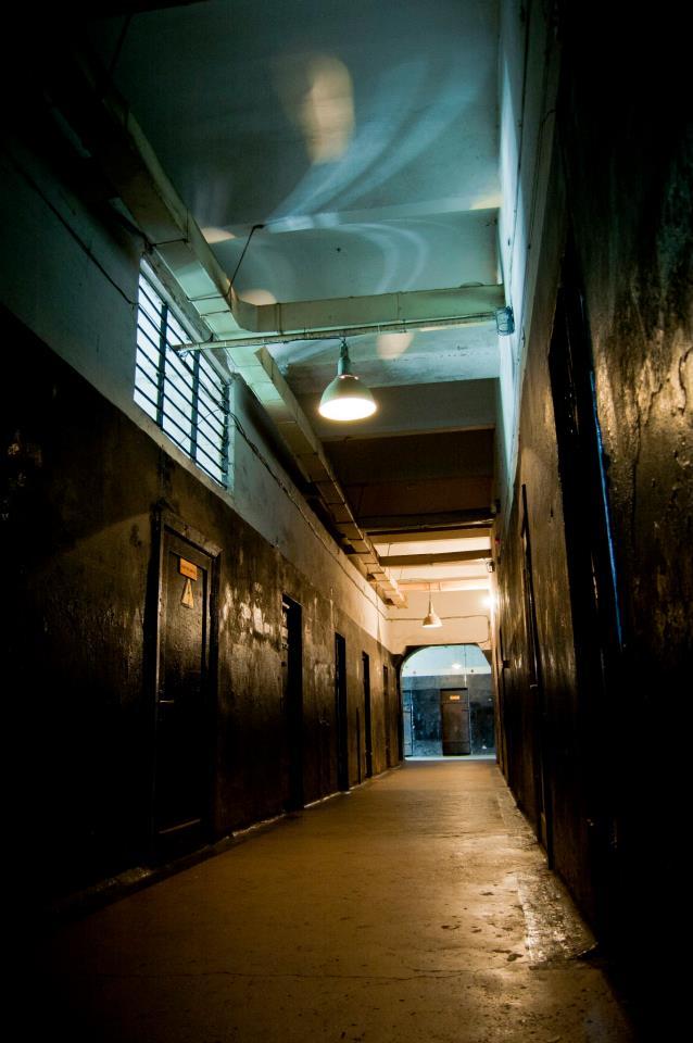 Urlaub hinter Gittern