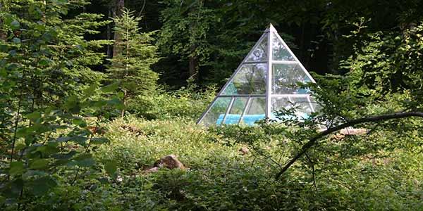 Außergewöhnliche Hotels hotel pyramide
