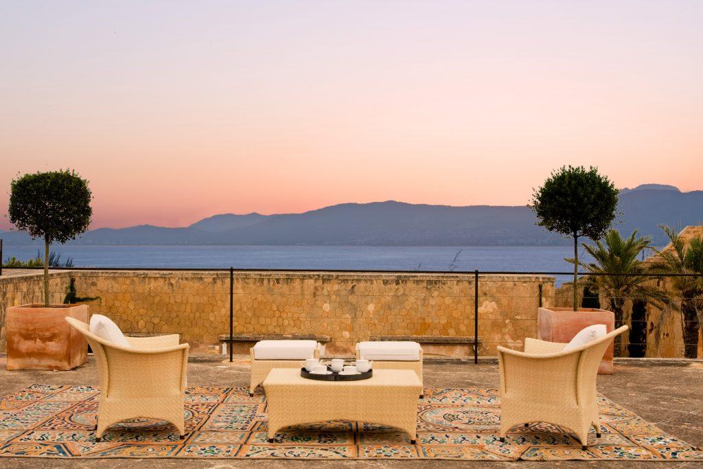 CapRocat terraza
